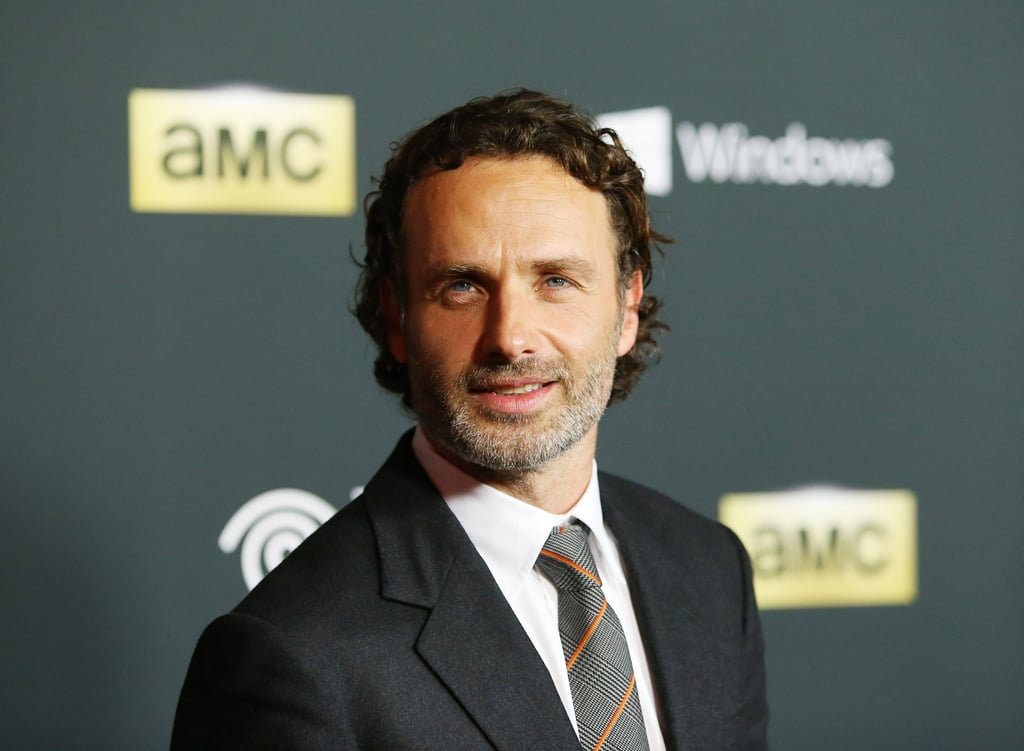 When Andrew Lincoln isn't fighting zombies on The Walking Dead, he's making us swoon with his gorgeous appearances. The English actor has sported many different looks over the years, including both a clean shave and a salt and pepper beard, but it's his piercing blue eyes that really send us over the edge. From his red carpet appearances to his fan convention interviews, it's clear why fans are obsessed with his character, Rick Grimes. He's a walking, talking hottie!       Related:                                                                                                           14 Times Norman Reedus and Andrew Lincoln's Bromance Was Too Adorable to Ignore