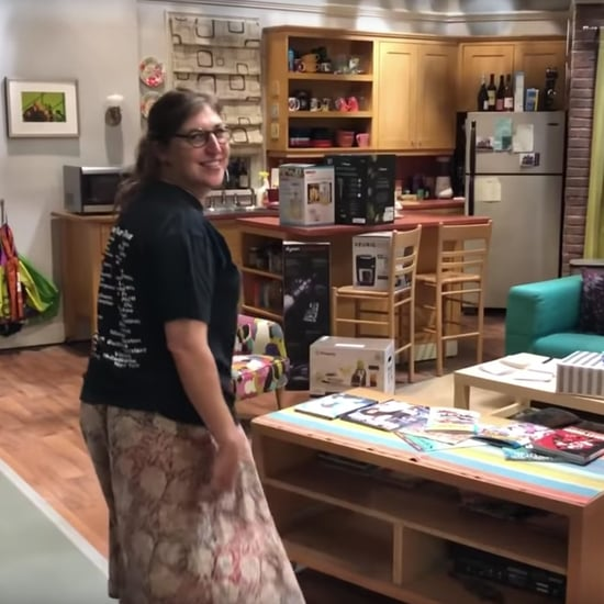 Mayim Bialik's Video About the End of The Big Bang Theory