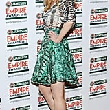 Joanne Froggatt at the Jameson Empire Awards in London.