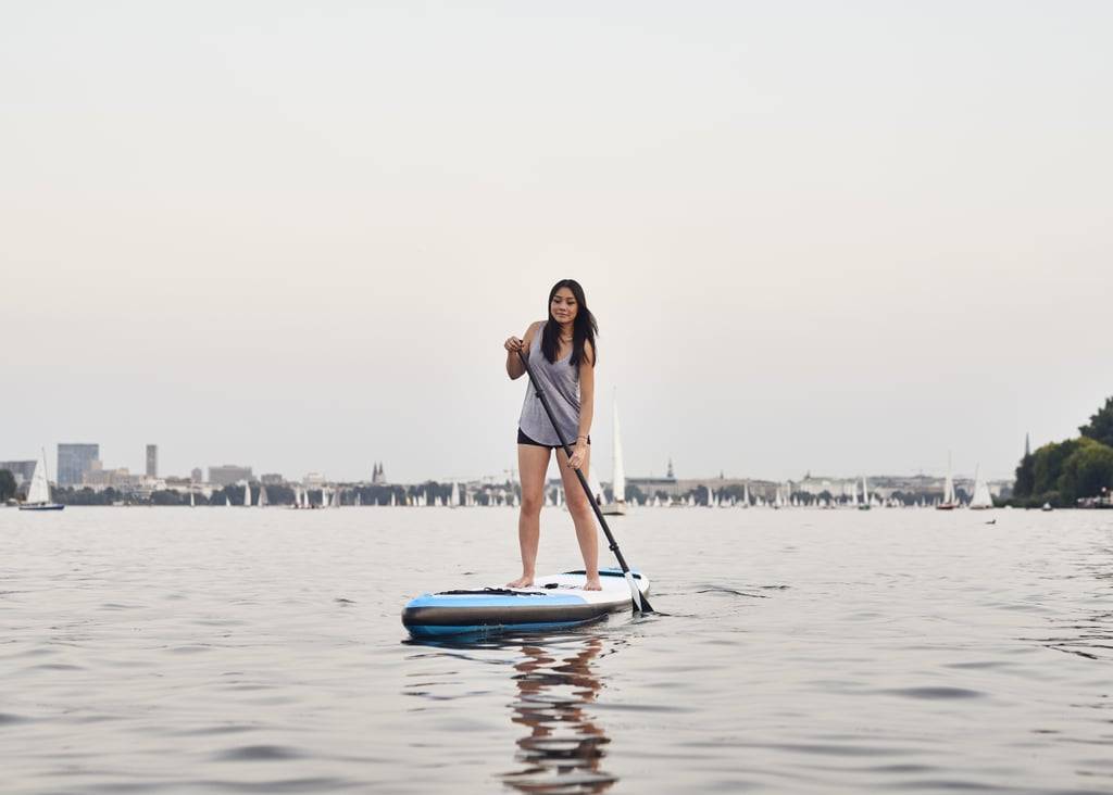 Core Exercises For Better Balance While Paddleboarding