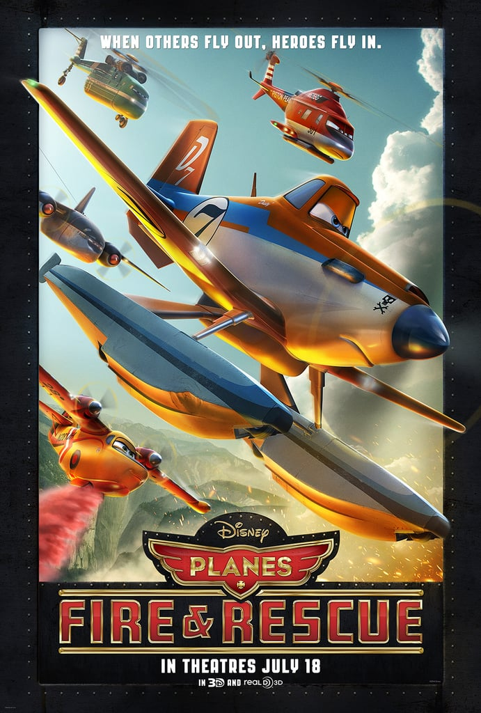 Is Disney's Planes: Fire and Rescue the Must-See Kids Movie of the Summer?