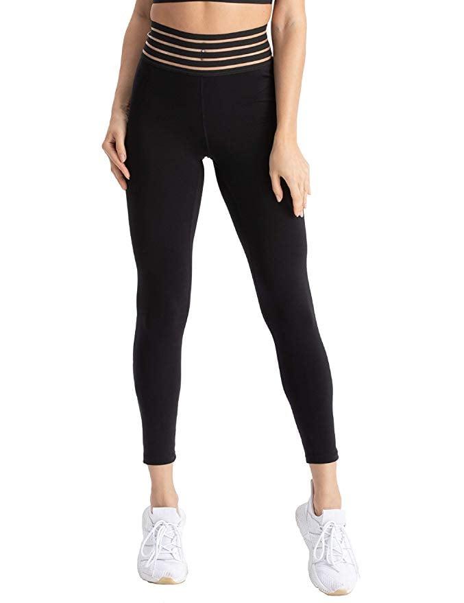 coastal rose Women's Yoga Pants