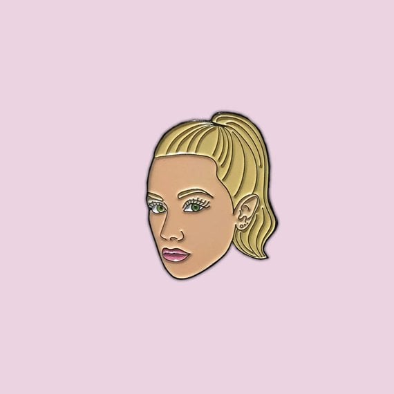 Betty Cooper Enamel Pin