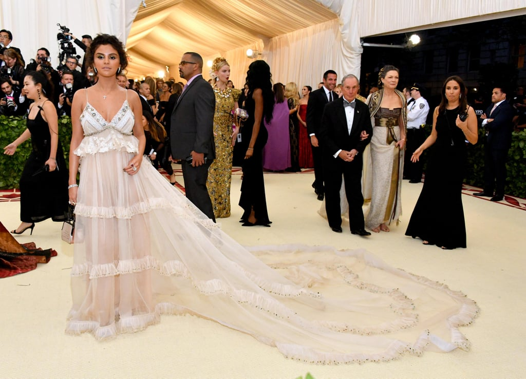 Met Gala 2018 Dresses With Trains