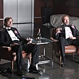 Robert Sean Leonard and Hugh Laurie on House. Photo courtesy of Fox