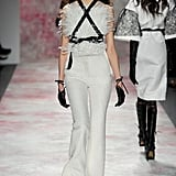 Fall 2011 New York Fashion Week: Prabal Gurung 2011-02-12 22:23:15