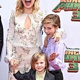 Kate Hudson at Kung Fu Panda 3 LA Premiere 2016   Pictures