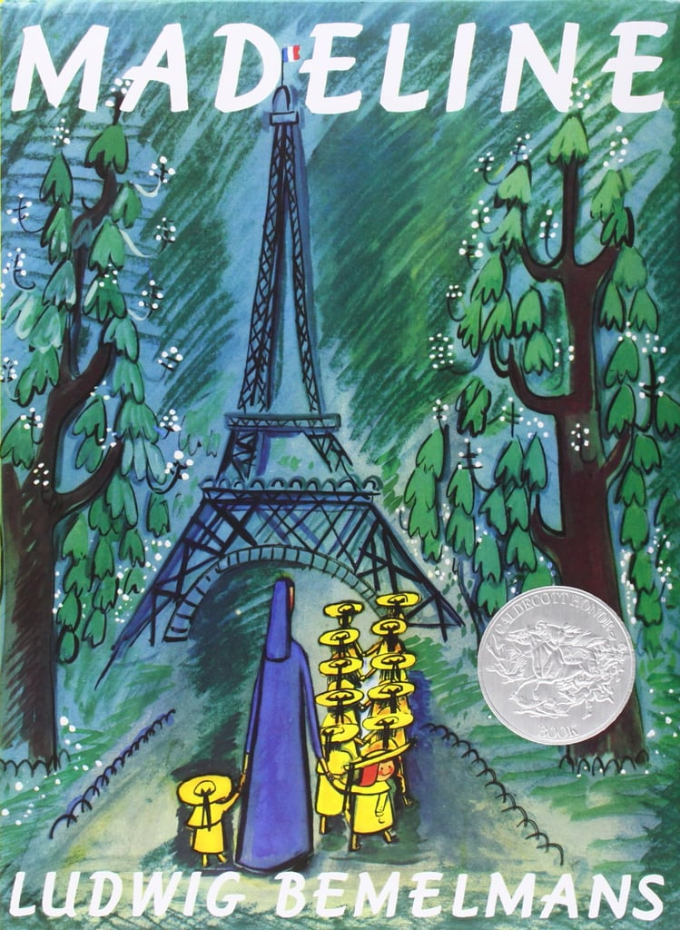 madeline books children classic childrens child paris europe toddler should lessons tuesday series read bemelmans ludwig before author parent every