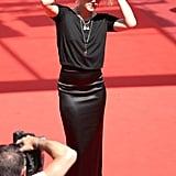 Kristen Stewart Basked in the Glow of Her Chanel Look