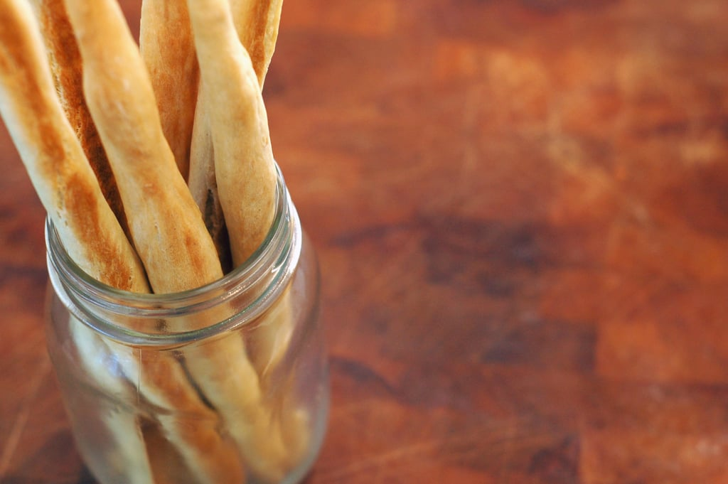 Vegetarian Appetizers: Breadsticks