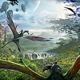 Pandora: The World of Avatar Flight of Passage Attraction