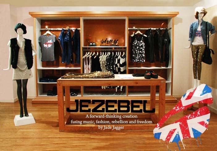 Jezebel by Jade Jagger