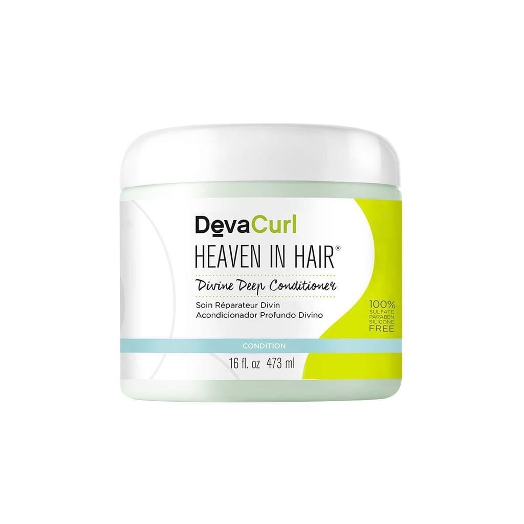For Afro Hair Textures: DevaCurl Heaven in Hair Divine Deep Conditioner