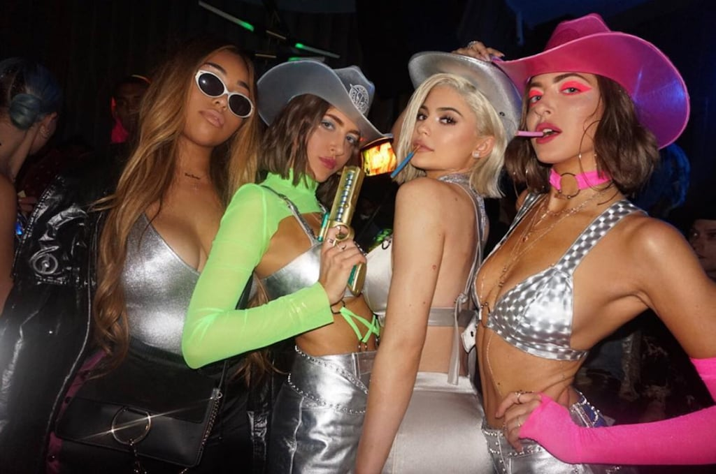 "Kylie Jenner Just Made ""Space Kowgirls"" a Thing"