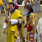 King Jigme Khesar Namgyel Wangchuck and Ashi Jetsun Pema  The Bride: Ashi Jetsun Pema. The Groom: King Jigme Khesar Namgyel Wangchuck, formerly Bhutan's prince charming. When: Oct. 13, 2011. It was the biggest media event in the country's history. Where: Punakha Dzong.