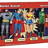 Justice League Superheroes Bendable Boxed Set