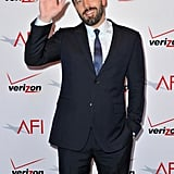 Ben Affleck waved to the cameras at the AFI Awards.