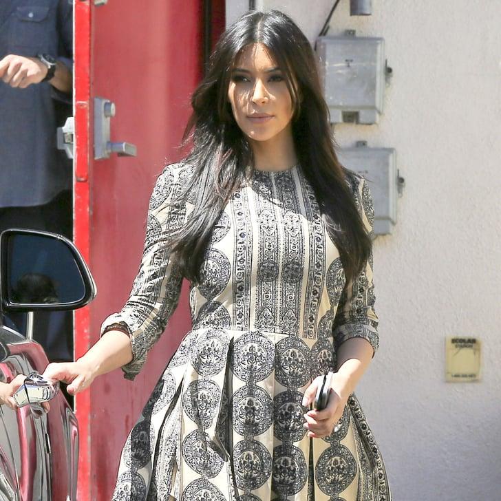 Kim Kardashian Out in LA After Honeymoon