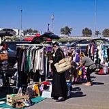 إطلاق أكبر سوق للبيع من صندوق السيارة في الإمارات ضمن منطقة