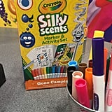 Crayola Silly Scents Marker and Activity Set