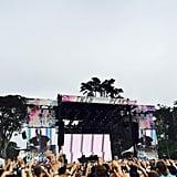 Go to a concert.
