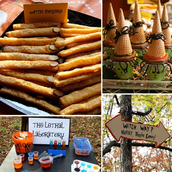 Outdoor Halloween Party For Kids