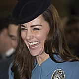 Kate Middleton Flashes an Infectious Smile During a Solo Outing in London