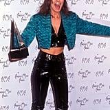 Shania Twain in 1996