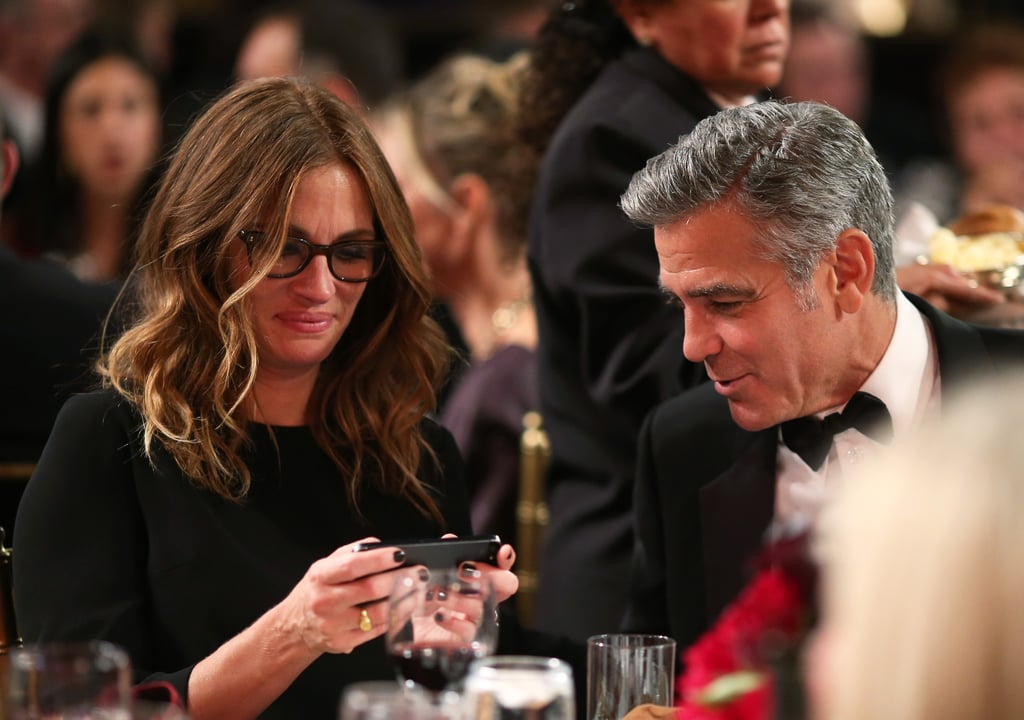 george clooney and julia roberts relationship with brother