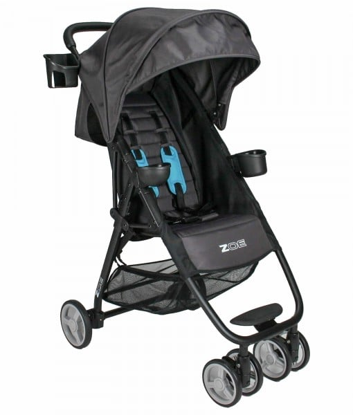 Zoe Xl1 Sport Travel Stroller These 16 Compact Travel Strollers