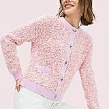 Kate Spade NY Knit Tweed Cardigan