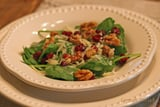 Spinach Salad With Candied Walnuts