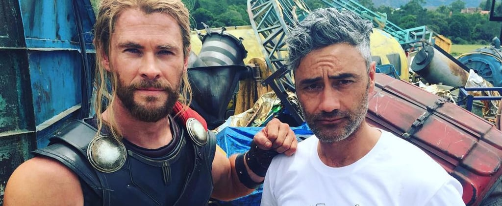 Chris Hemsworth Calls Himself Out For Cultural Appropriation in a Heartfelt Instagram Snap