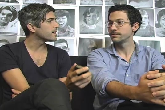 We Are Scientists Play With the imeem App on the T-Mobile G1
