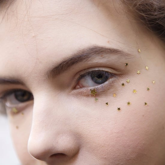 Star Glitter at Dior Haute Couture Spring 2017