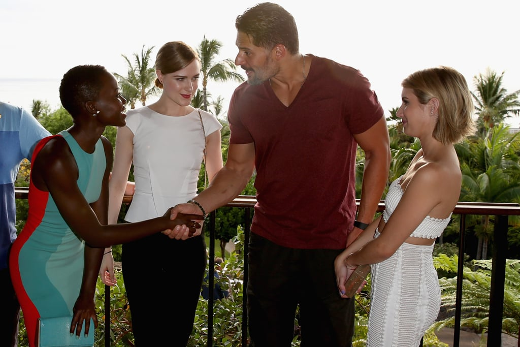 Famous Faces Flock to the Maui Film Festival