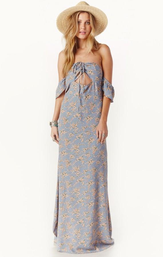 Flynn Skye Err Night Maxi Dress ($198)