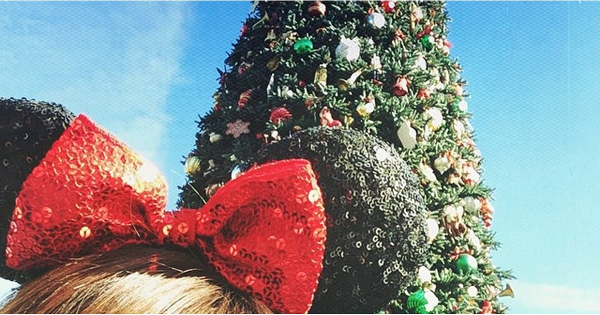 Why christmas at disneyland is the best popsugar smart for Why christmas is the best holiday