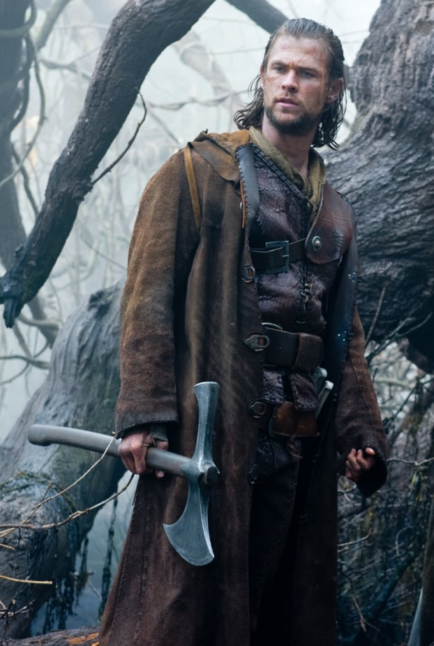 The Huntsman From Snow White and the Huntsman
