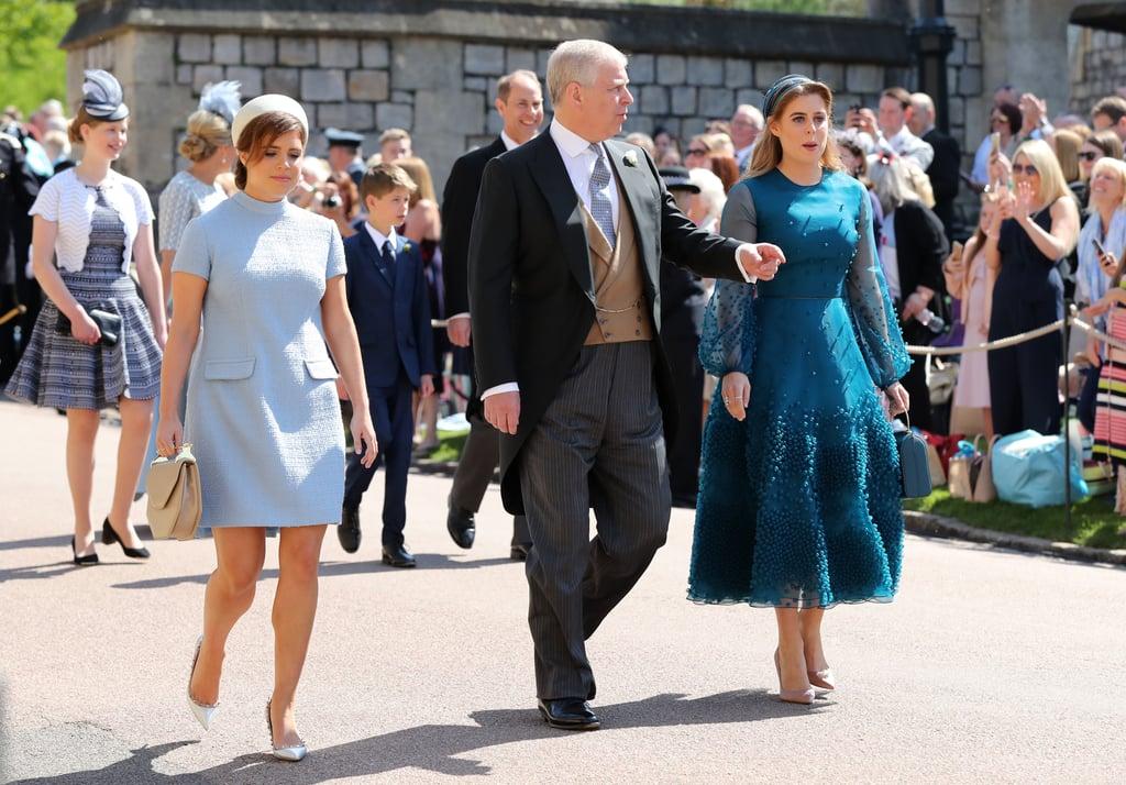 Princess Eugenie Dress at Royal Wedding 2018