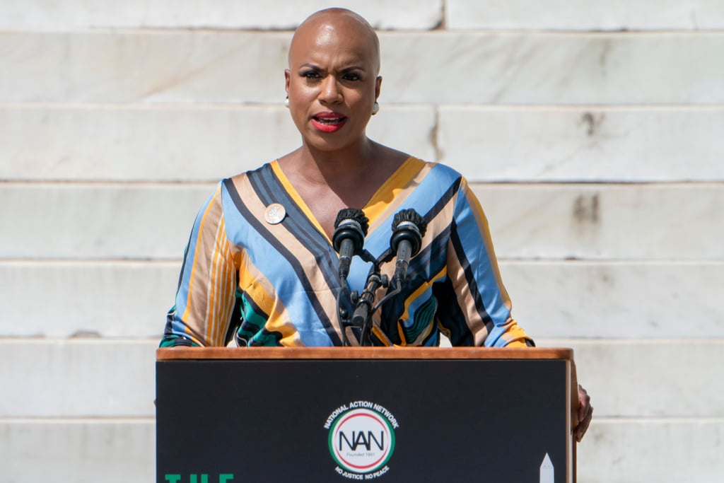 """Ayanna Pressley Calls Out """"Black Women Work"""" During Election"""