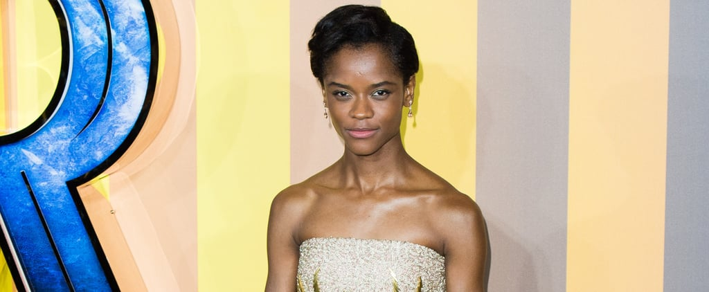 Black Panther's Letitia Wright Is a Lot Older Than Her Breakout Character, Shuri