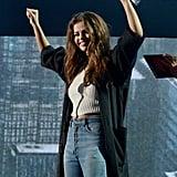 Selena Gomez at iHeartRadio Music Awards 2016