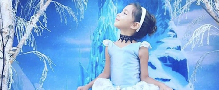 This Disney-Loving Dad Creates Breathtaking Gowns For His Princess