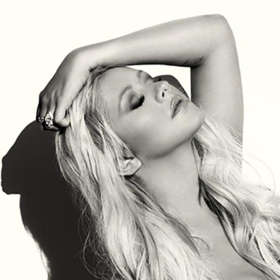 Pregnant Christina Aguilera Poses Nude For V Magazine