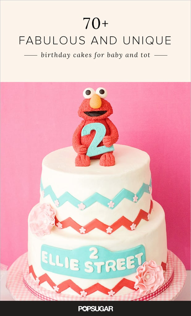 70+ Fabulous and Unique Birthday Cakes For Kids