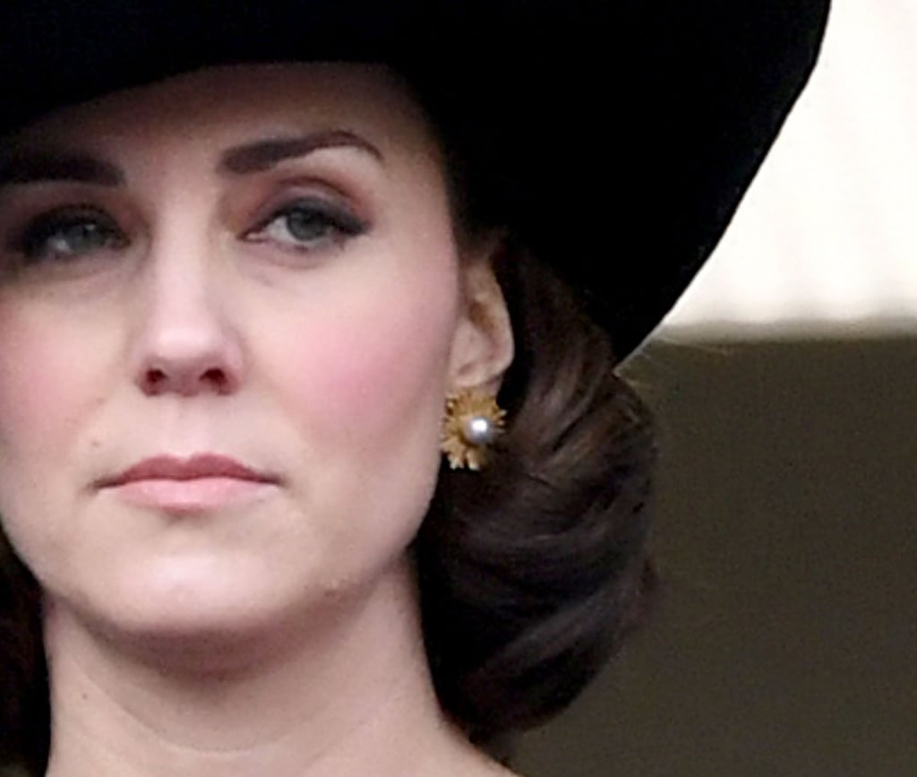 Kate Middleton Oscar de la Renta Earrings
