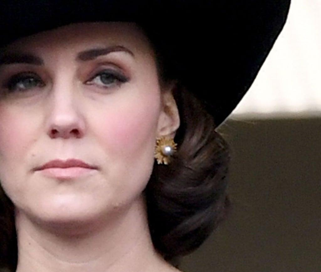 Kate Middleton Oscar de la Renta Earrings