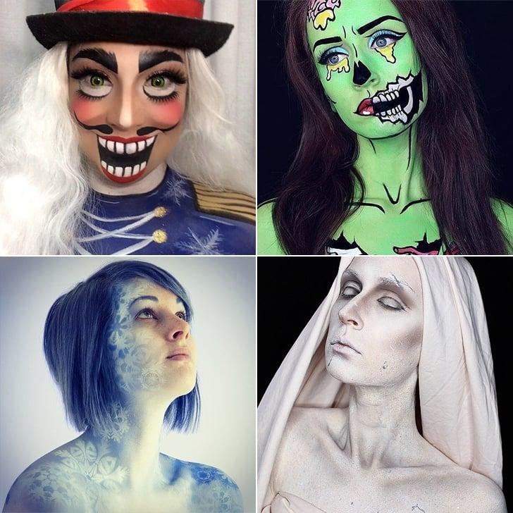 Halloween Body Paint Costumes Popsugar Beauty