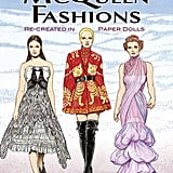 Paper dolls have come a long way since childhood! By putting a designer spin on the old faithful, Tom Tierney has created a brilliant stocking filler for creative fashion fans. Alexander McQueen (£11) is just one of the designers on offer. You can also choose from Dior, YSL, and many more.